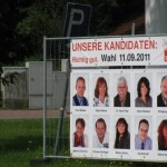 SPD Plakat in Osterscheps